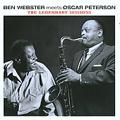 Oscar Peterson/Ben Webster: Ben Webster Meets Oscar Peterson