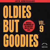 Various Artists: Oldies But Goodies, Vol. 9 [Original Sound 1]