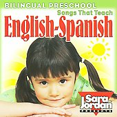 Various Artists: Bilingual Preschool: Songs that Teach English-Spanish