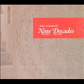 Ravi Shankar: Nine Decades, Vol. 1: 1967-1968 [Digipak]