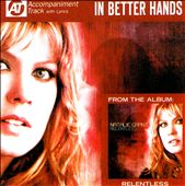 Natalie Grant (CCM): In Better Hands (Accompaniment Track)