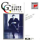 Glenn Gould Edition - Bach: English Suites BWV 806-811
