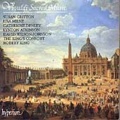 Vivaldi: Sacred Music Vol 1 / King, King's Consort