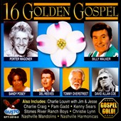 Various Artists: 16 Golden Gospel [Gusto]