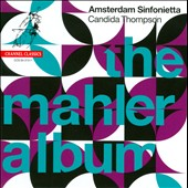 The Mahler Album / Amsterdam Sinfonietta
