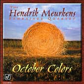 Hendrik Meurkens Sambajazz Quartet: October Colors