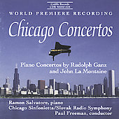 Chicago Concertos / Ramon Salvatore, Paul Freeman