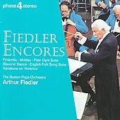 Fiedler Encores / Arthur Fiedler, Boston Pops