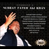 Various Artists: Hommage A Nusrat Fateh Ali Khan