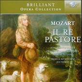 Mozart: Il r&eacute; pastore / Johannette Zomer; Francine van der Heijden; Marcel Reijans. Jed Wentz