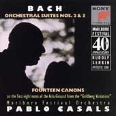 Marlboro Fest 40th Anniversary- Bach: Orchestral Suites