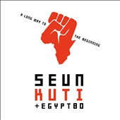 Seun Kuti & Egypt 80/Seun Kuti: A Long Way to the Beginning [Digipak]