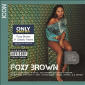 Foxy Brown (Rap): Icon [Best Buy Exclusive] [PA]