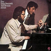 Tony Bennett/Bill Evans (Piano): The Tony Bennett/Bill Evans Album