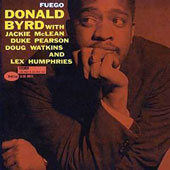 Donald Byrd: Fuego