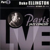 Duke Ellington/Art Blakey: Paris Jazz Concert Live