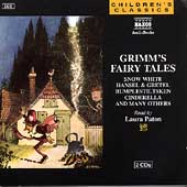 Laura Paton: Grimm's Fairy Tales [AudioBook]
