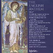 The English Anthem Vol 7 / Scott, St. Paul's Cathedral Choir