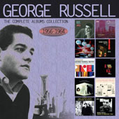 George Russell: The  Complete Albums Collection: 1956-1964 [Box]