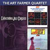 Art Farmer Quartet: Interaction/Sing Me Softly of the Blues