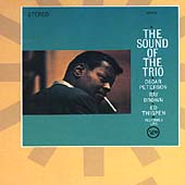 Oscar Peterson: The Sound of the Trio