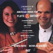 American Music For Flute and Guitar / Boyd, Goluses, etc