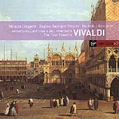 Vivaldi: The Four Seasons, etc / Huggett, Kraemer, et al