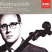 Rostropovich - The Russian Years - Britten, Respighi, et al