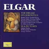 Elgar: The Dream of Gerontius, Sea Pictures / Sargent, et al