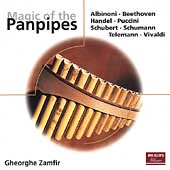 Eloquence - Magic of the Panpipes - Albinoni, Handel, et al