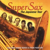 Supersax: Live in 75 *