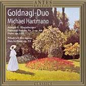 Rheinberger, Hermann / Michael Hartmann, Goldnagl Duo