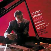 Bach: Keyboard Concertos no 3, 5, 6 & 7 / Perahia, ASMF