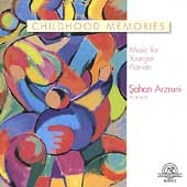 Childhood Memories - Music for Younger Pianists / Arzruni