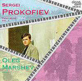 Oleg Marshev plays Sergei Prokofiev Vol 1