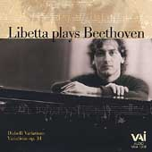 Libetta Plays Beethoven