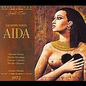 Grand Tier - Verdi: Aida / Abbado, Arroyo, Domingo, et al
