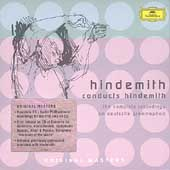 Original Masters - Hindemith Conducts Hindemith