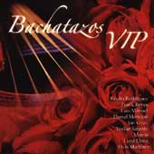 Various Artists: Bachatazos VIP