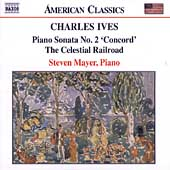 American Classics - Ives: Piano Sonata no 2, etc / Mayer