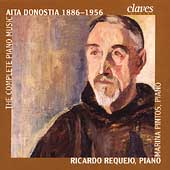 Donostia: The Complete Piano Music / Requejo, Pintos