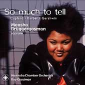 So Much to Tell / Measha Brüggergasman