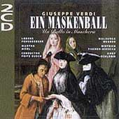 Verdi: Ein Maskenball / Busch, Wegner, M&#246;dl, Fehenberger