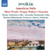 Dvor&aacute;k: American Suite / Yablonsky, et al