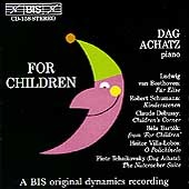 For Children / Dag Achatz