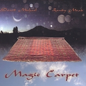 David Michael (Harp): Magic Carpet