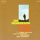 Joe Henderson: Power to the People