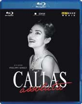 Callas Assoluta / A Film By Philippe Kohly [Blu-Ray]