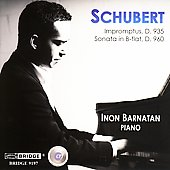 Schubert: Piano Music / Inon Barnatan