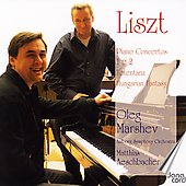 Liszt: Piano Concertos no 1 & 2, etc / Marshev, et al